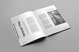 Helvetica Magazine Indesign Template  Ad    Sponsored   Cc
