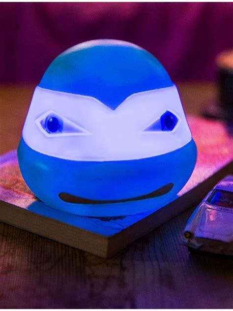 light blue ninja turtle teenage mutant ninja turtles kids bedroom lighting lamp