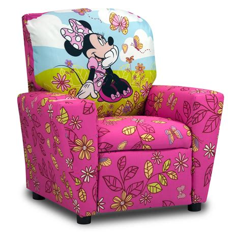 Infant Recliners by Disney Minnie Mouse Cuddly Cuties Recliner