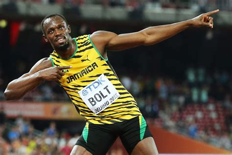 Bold All by Legendary Usain Bolt Edges American In Absurdly Race