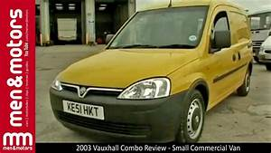 2003 Vauxhall Combo Review - Small Commercial Van
