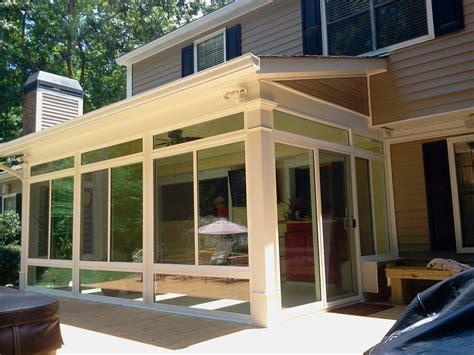 Sunroom Patio Enclosures, Screen Enclosure