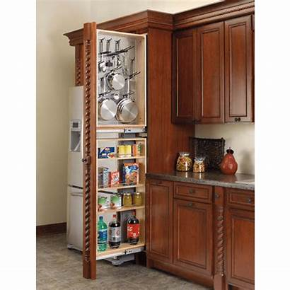 Tall Filler Pantry Shelves Pullout Organizer Adjustable