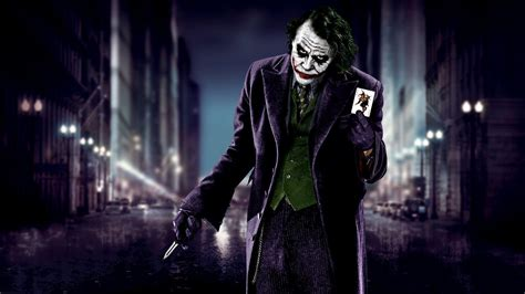 The great collection of joker desktop wallpaper for desktop, laptop and mobiles. Joker Desktop Backgrounds - Wallpaper Cave