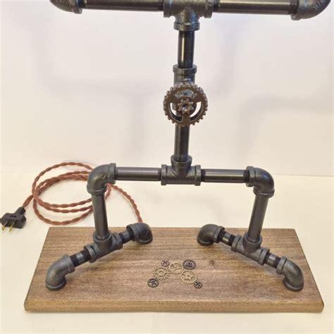 black iron pipe desk black iron pipe desk l id lights