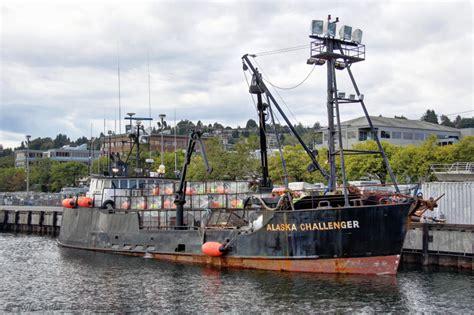 Biggest Crab Boat In The World alaska challenger bering sea crab boat seen moored at
