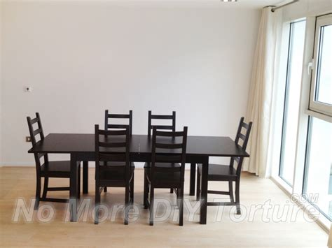 dining table ikea kaustby dining table