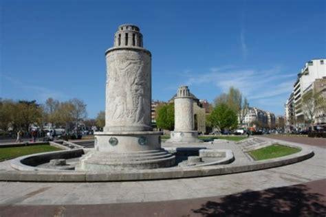 La place de la Porte Saint Cloud