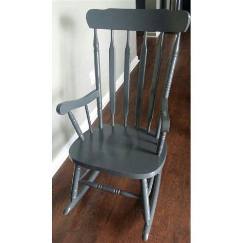 repainted wooden rocking chair repaint my rocking chair
