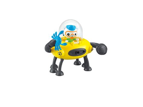 Disney Octonauts Claw And Drill Gup-d