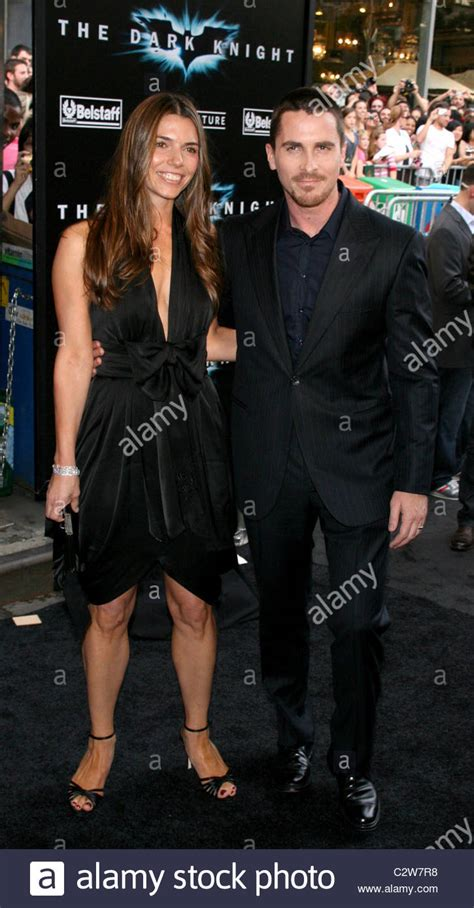 Christian Bale Sibi Blazic New York Premiere The