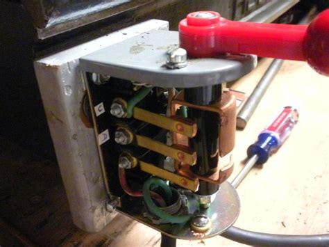 wiring  drum switch   single phase  motor