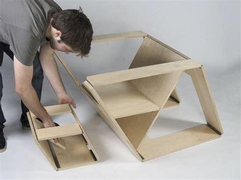 folding furniture designs great space savers