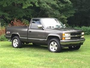 1993 Chevrolet Silverado K1500 Z71 4x4