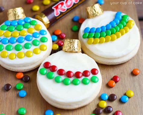 3d round ornament cookie recipe decorating ornament sugar cookies your cup of cake