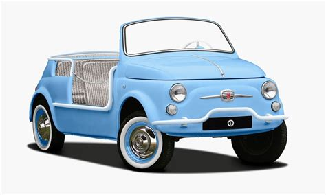 Fiat Garage by Garage Italia S Icon E Project Makes Electric Cars Out Of