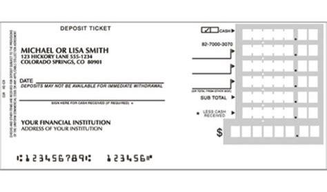 blank withdrawal slip blank bank deposit slip template