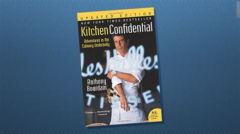 'kitchen Confidential' Becomes Amazon Top Seller