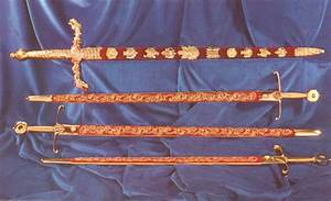 Curtana – Sword Of Mercy Once Belonged To The Anglo-Saxon ...