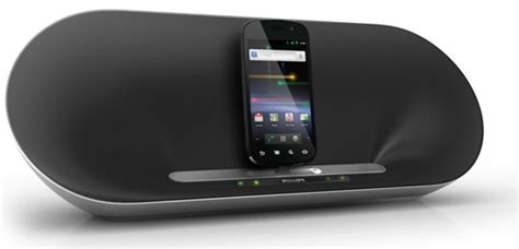 android speaker dock philips fidelio for android speaker docks