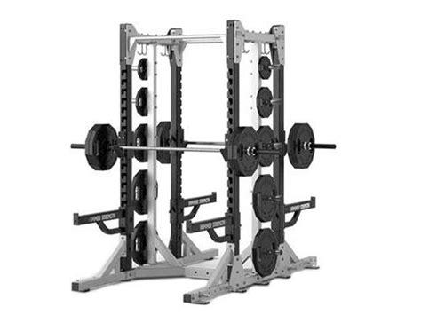 hammer strength heavy duty elite double  rack cheap