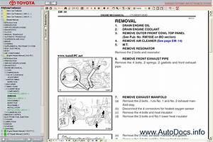 Toyota Previa    Tarago Workshop Service Repair Manual Repair Manual Order  U0026 Download
