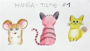 Zeichnen Lernen Mit Bleistift : manga tiere zeichnen worauf es ankommt 3 tipps videos mal einfach mit ~ Frokenaadalensverden.com Haus und Dekorationen