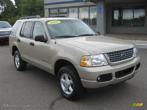 2005 Pueblo Gold Metallic Ford Explorer Xlt 4x4 #36193496