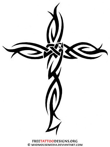 Drawings Of Crosses With Wings | Free download on ClipArtMag
