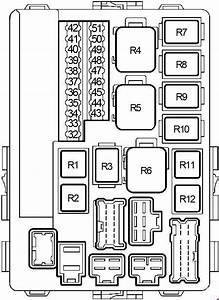 2005 Nissan Altima Interior Fuse Box Diagram