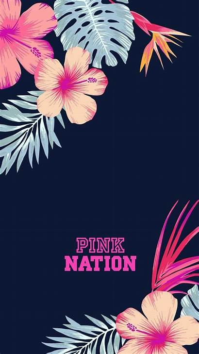 Victoria Secret Pink Nation Wallpapers Iphone Background