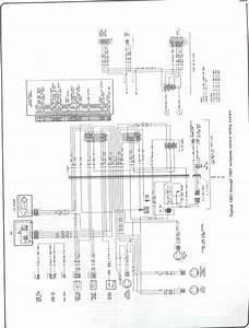 2004 Chevy Silverado Instrument Cluster Wirin