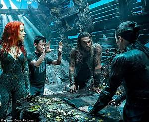 Amber Heard unveils her Mera action figure for Aquaman ...