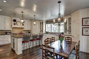 30 Beautiful White Kitchens (Design Ideas) - Designing Idea