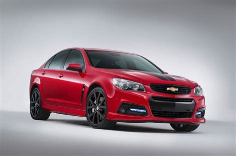 Chevrolet Reveals A Number Of Sema Concept Cars