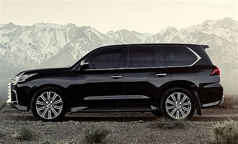 2019 Lexus Lx 570 Suv  Suv And Trucks 20182019