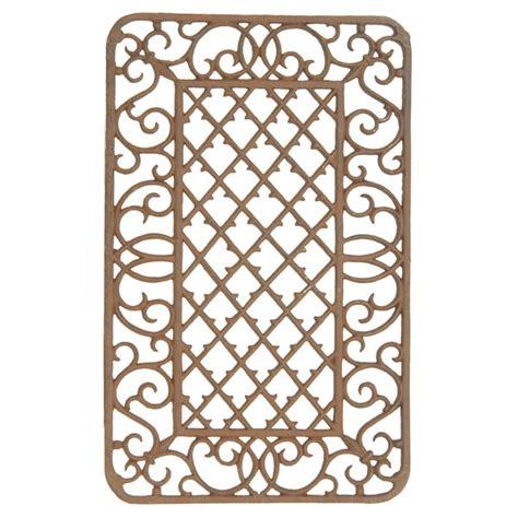 Iron Doormat by Customer Reviews For Cast Iron Door Mat Greenfingers