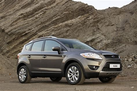 ford kuga awd suv launched