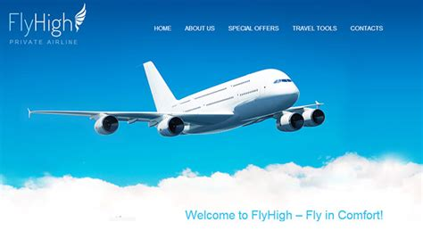 airport template free web 25 best templates for airlines wp template