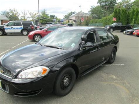 sell   chevy impala police cruiser  waldwick