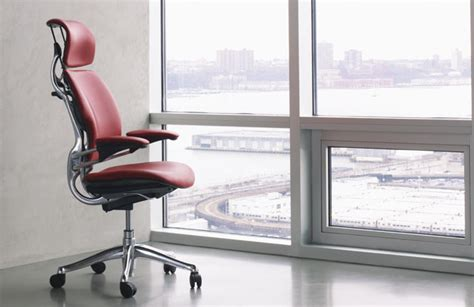 Humanscale Freedom Office Task Chair With Headrest by Freedom Task Chair With Headrest Ergonomic Seating From
