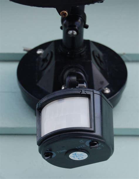 motion lights wont turn  security lighting