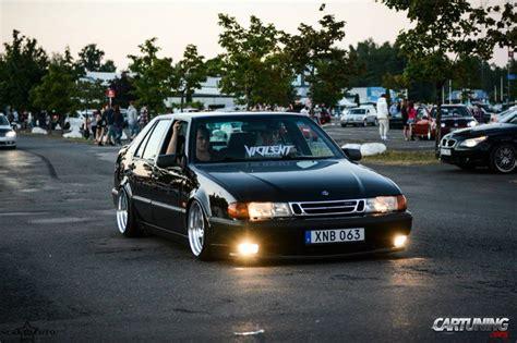 Tuning Saab 9000