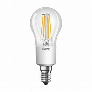 E14 40 Watt : osram led retrofit classic p40 e14 4 5w wie 40 watt 470 lm warm white dimmable ~ Eleganceandgraceweddings.com Haus und Dekorationen