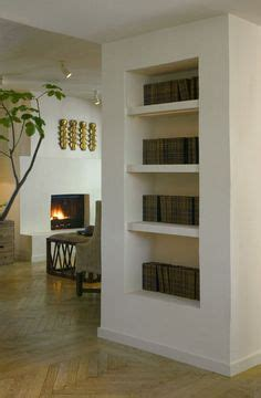 bookcase built into wall bookshelves on pinterest recessed shelves built ins and