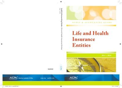 """Helping you prepare for what's next. """"Life and health insurance entities, with conforming changes as of May """" by American Institute ..."""