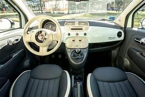Fiat 500 Interieur : fiat 500 2014 image la revue automobile ~ Gottalentnigeria.com Avis de Voitures