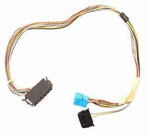 Headlight Switch Wiring Harness Plug Vw Jetta Golf Gti