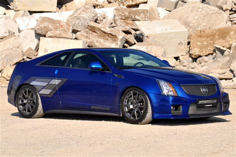 2012 Cadillac Cts-v By Geiger Cars Review