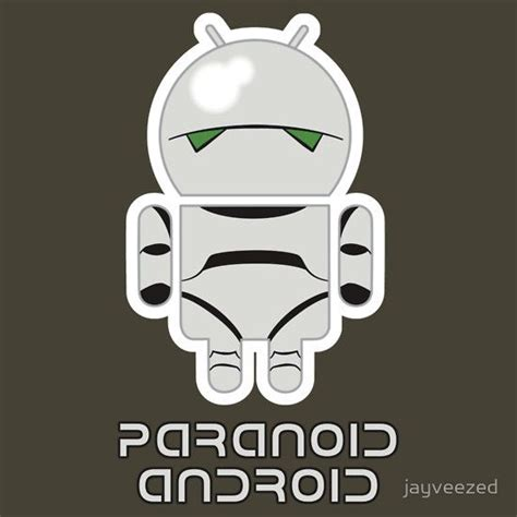 marvin the paranoid android paranoid android unisex t shirt paranoid android